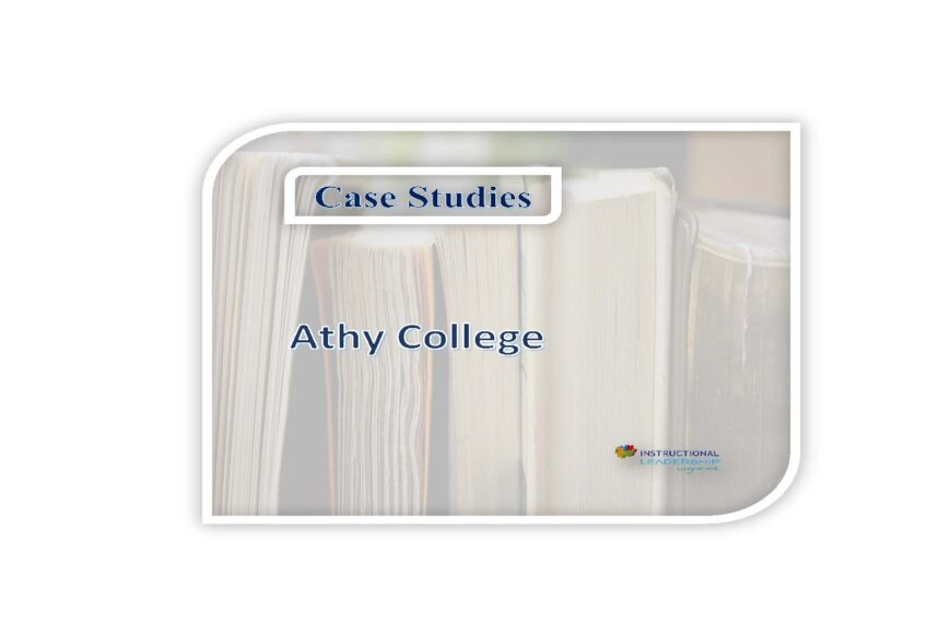 Case Studies – Athy College