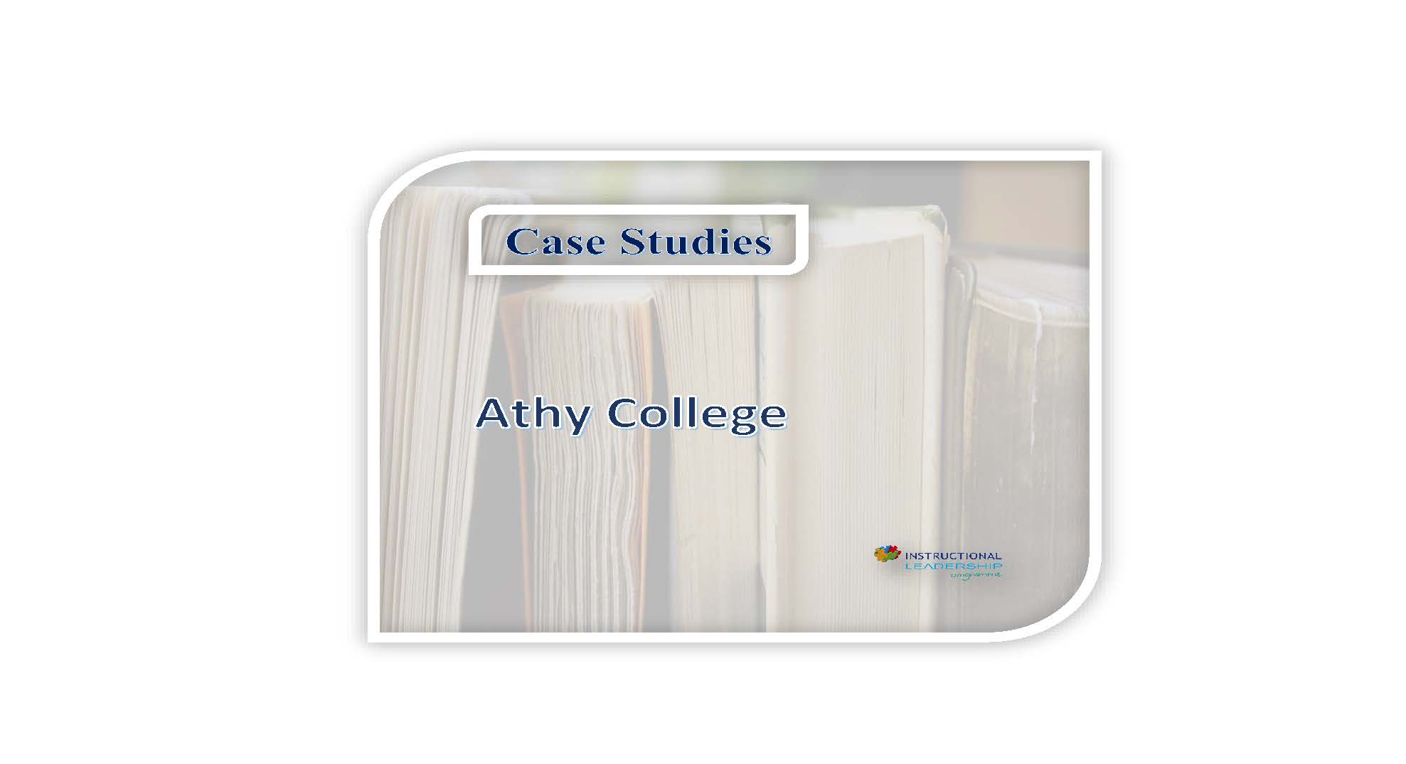 Case Studies – Athy College