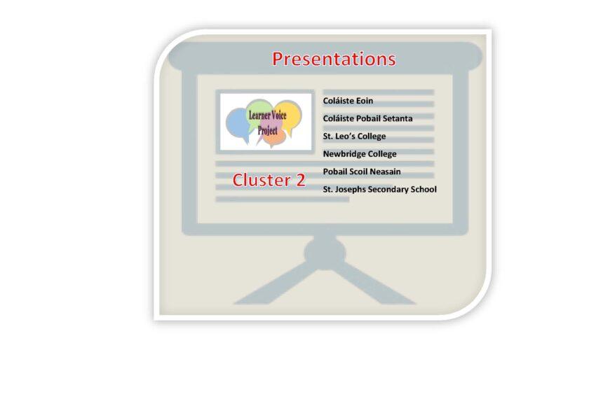 Cluster 2 Presentations