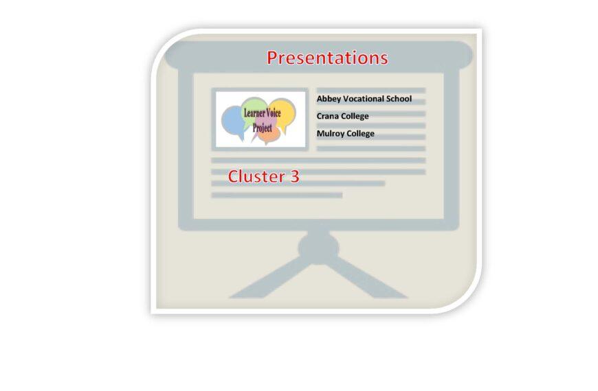 Cluster 3 Presentations