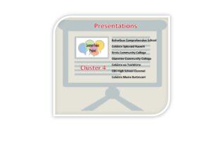 Cluster 4 Presentations