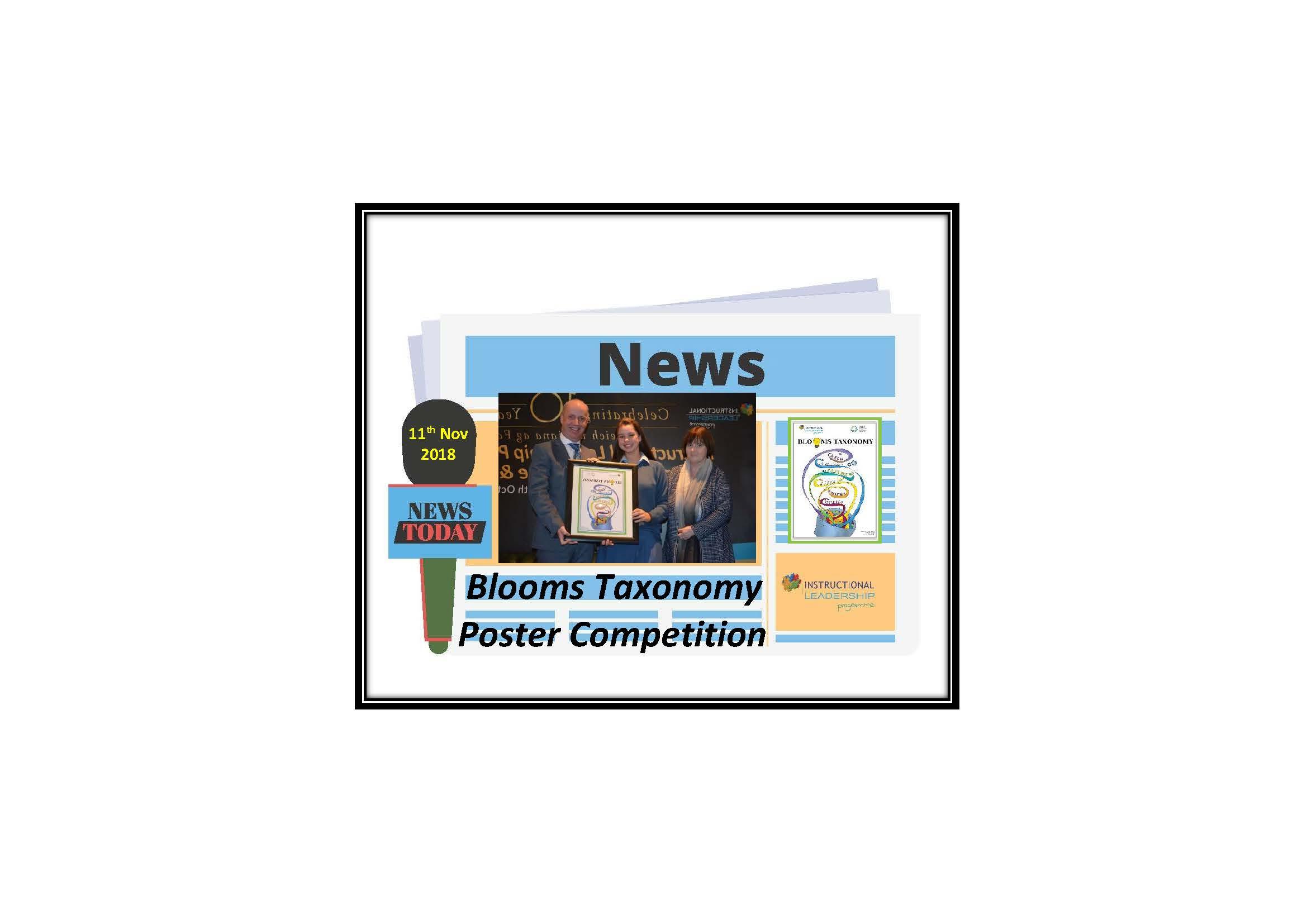 Blooms Taxonomy Presentation