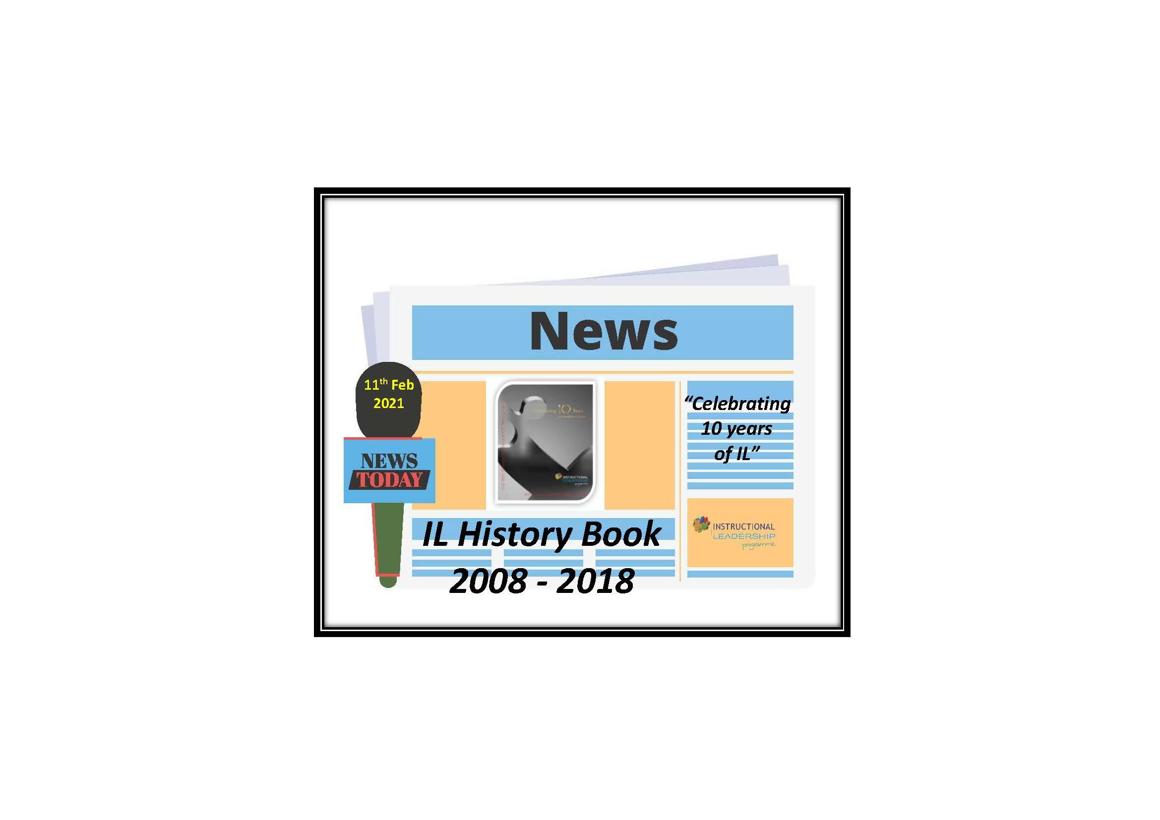 IL History Book 2008 – 2018