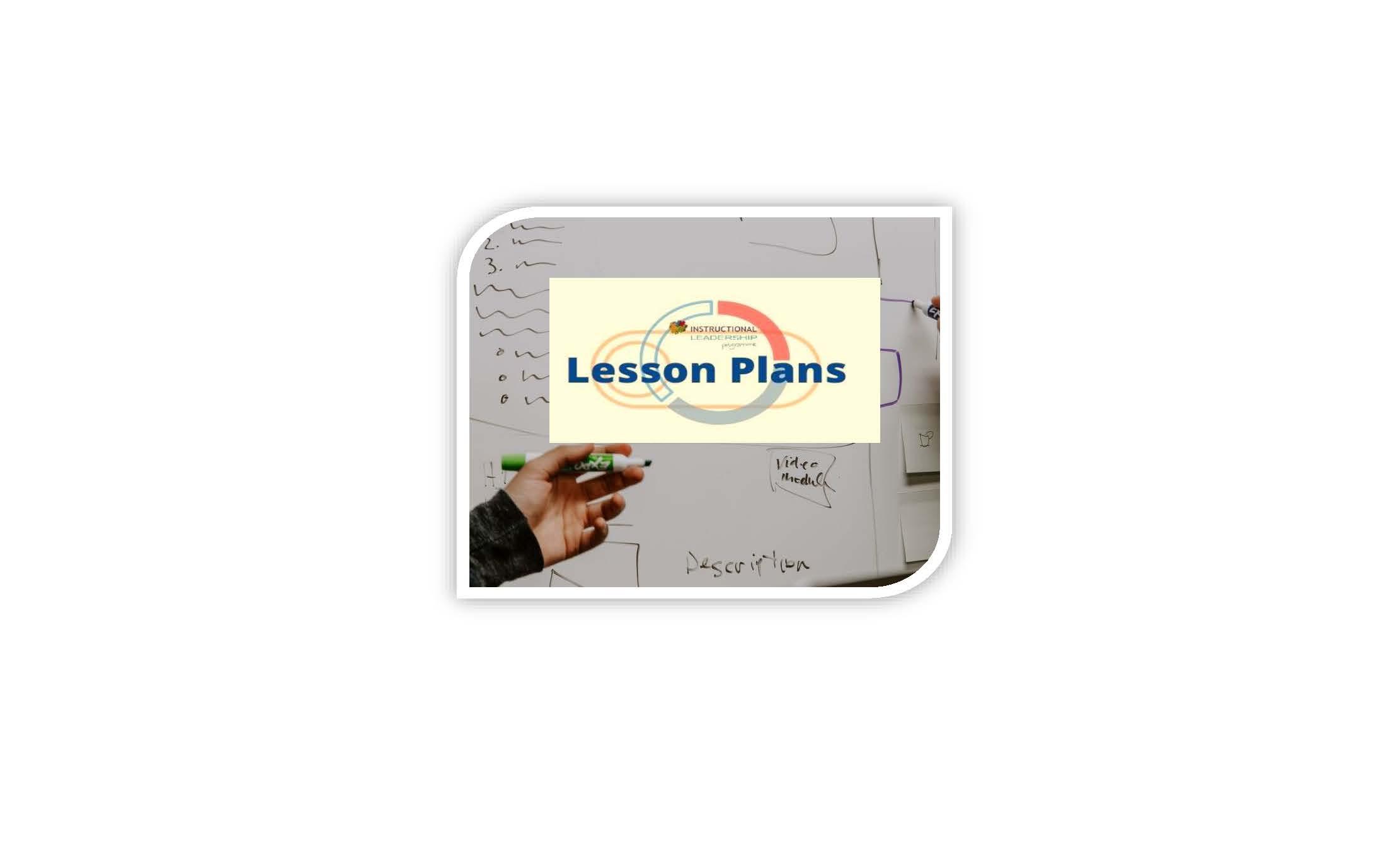 Classroom Resources – Lesson Plans