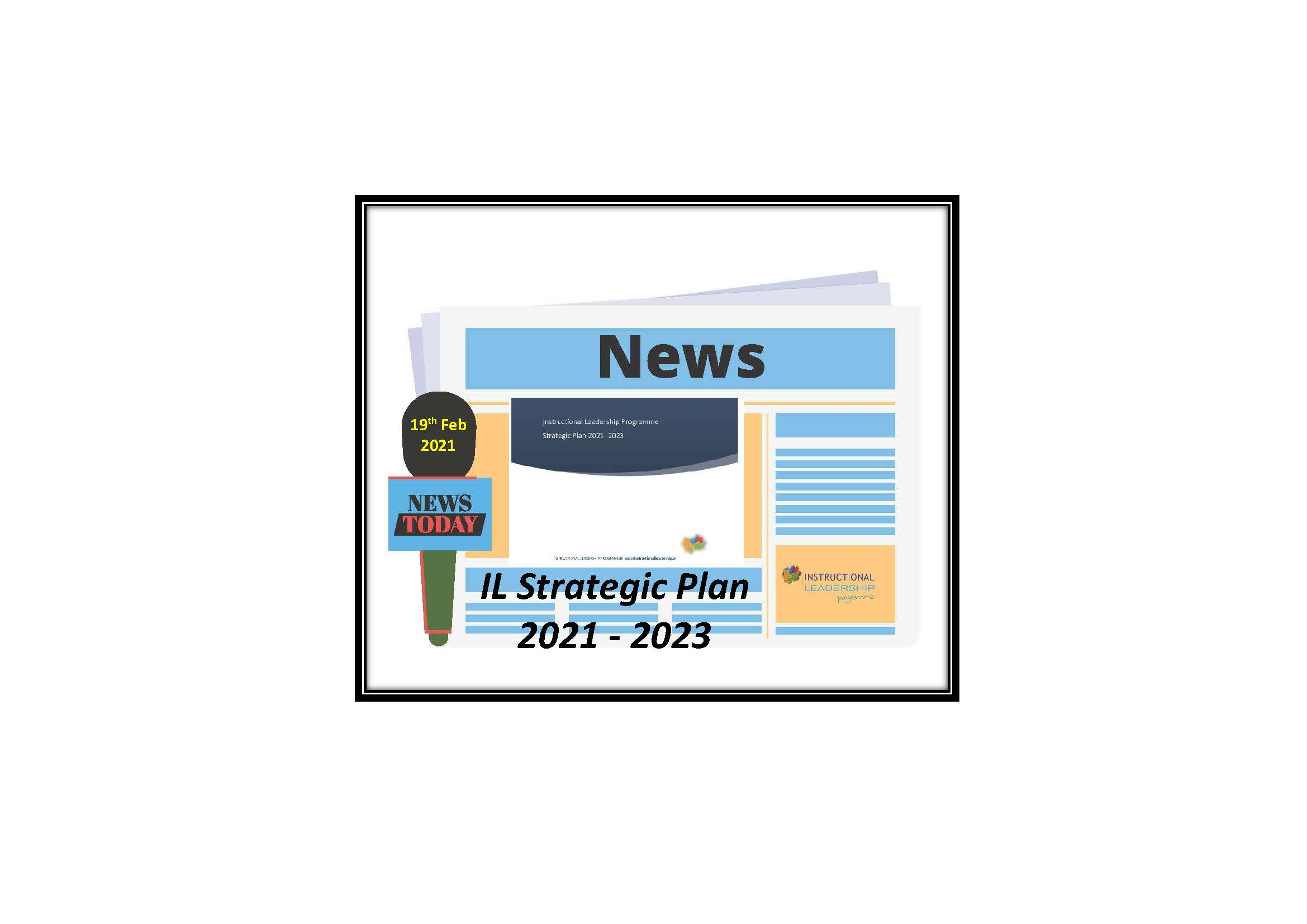 Read more about the article IL Strategic Plan